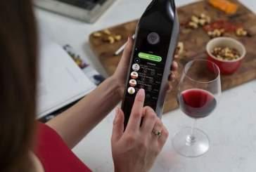 В октябре в продаже появится смарт-бутылка для вина