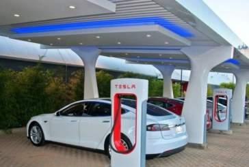 В России появится сеть автозаправок Tesla