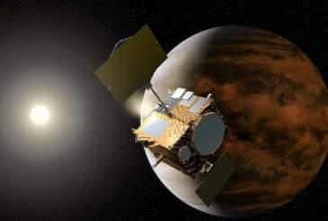 Японский зонд «Акацуки» начал изучение Венеры