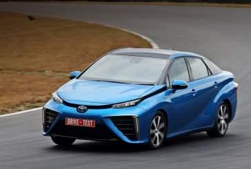 Toyota выпустит доступную версию водородной Mirai