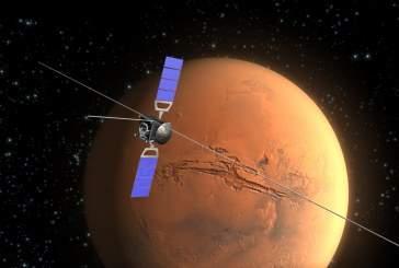 Ученые выдвинули новую версию появления воды на Марсе