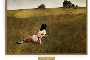 Ее мир: загадочная девушка с картины Эндрю Уайета