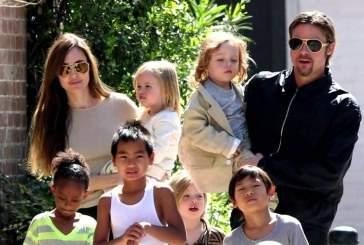 Дети Анджелины Джоли могут остаться без отца