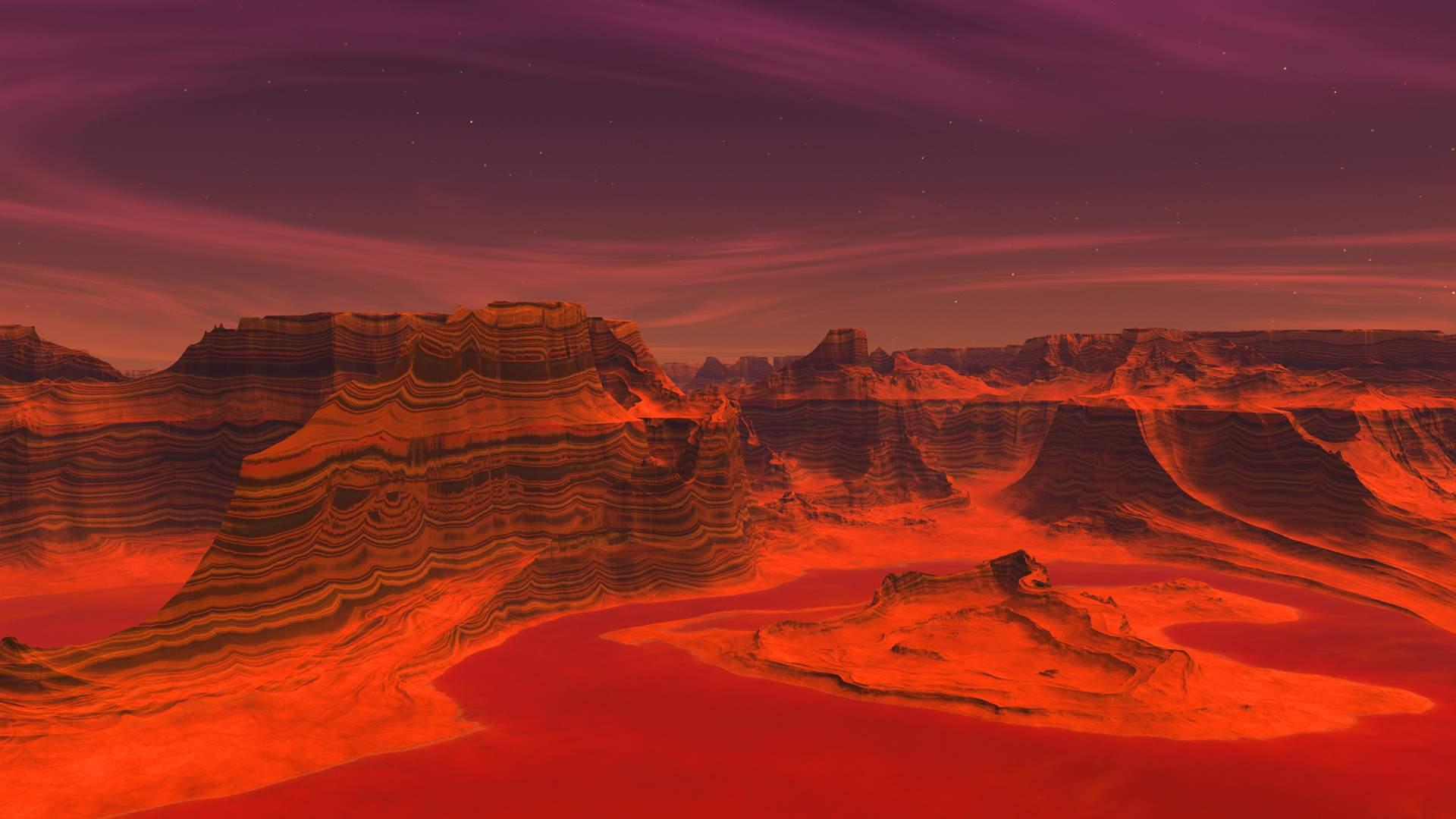 Loading Mars Maps glossary