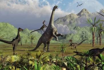 Ученые: падение метеорита не основная причина вымирания динозавров