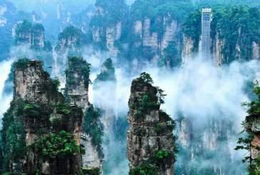 Парк Чжанцзяцзе в Китае — прототип планеты Пандора