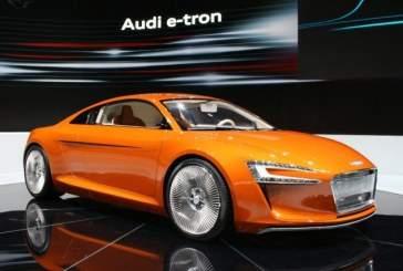 Audi будет ежегодно выпускать один новый автомобиль с электротягой