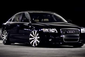 Audi A8 «поймали» на тестах