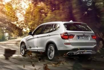 BMW проводит интенсивное тестирование кроссовера X3 M
