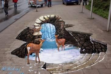 В Межапарке проведут фестиваль уличного искусства