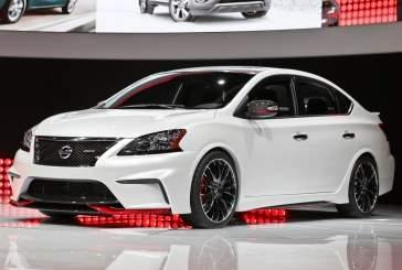 Nissan засветил усовершенствованный седан Sentra