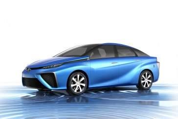 Toyota пообещала создать самый дешевый водородный автомобиль
