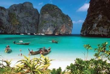 Поездка в Shell Fossil Beach — Таиланд