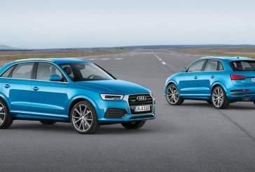 Фотошпионам удалось «поймать» Audi Q3 во время тестов