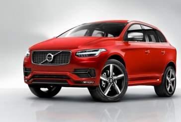 Volvo презентует новую модель компактного кроссовера XC40