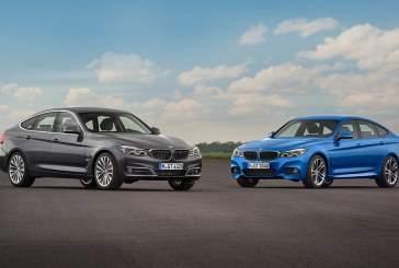 BMW усовершенствовала модель 3 Series GT