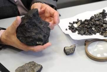 Ученые описали метеорит, которому около полумиллиарда лет