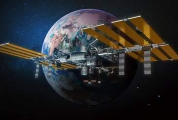 Камерам МКС удалось зафиксировать стыковку НЛО с космической станцией