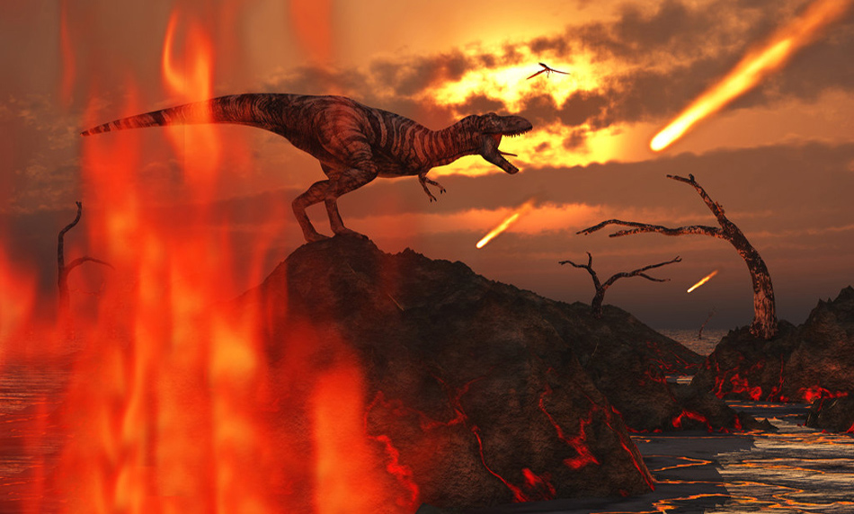 the extinction of dinosaurs How did the dinosaurs become extinct this is a question that has stumped scientists ever since dinosaur fossils were first discovered there are many theories as to how the dinosaurs became extinct.