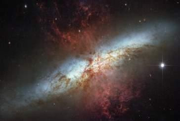 Астрофизики нашли кислород в самой далекой галактике