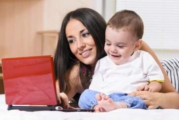 Ученые: социальные сети разрушают психику молодых мам