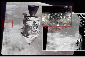 Бывший сотрудник NASA обнародовал снимок с лунной базой инопланетян