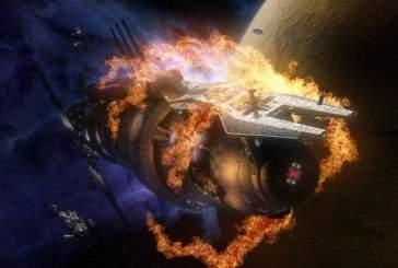 Сотрудники НАСА устроили в открытом космосе пожар