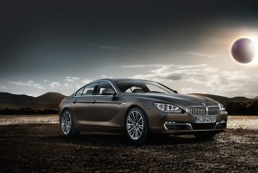 BMW презентует новую модель Gran Coupe 2