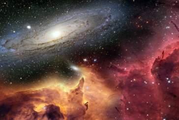 Вселенная – маленький прыгающий космический ребенок