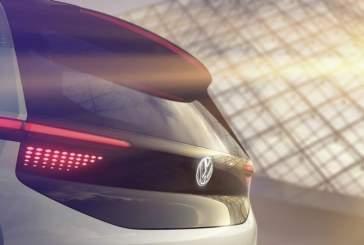 Volkswagen обнародовал тизеры новых электрокаров