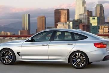 Дебют от BMW на Парижском салоне — 3 Series Gran Turismo