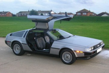Возрождение легенды из «Назад в будущее» — DeLorean