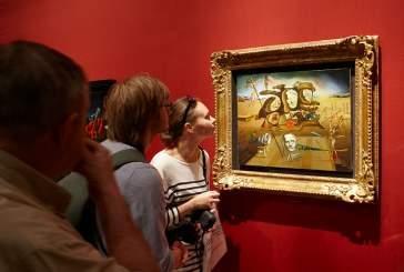 В Эрмитаже пройдет выставка картин Дали