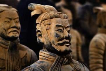 Найдены следы пребывания европейцев в Древнем Китае