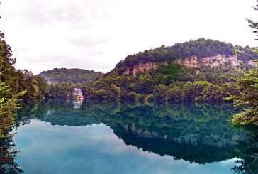 Самое глубокое и загадочное озеро в мире