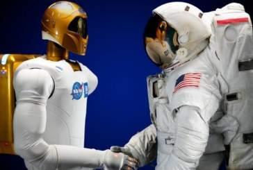 В 2017 году Китай отправит в космос прямоходящего робота