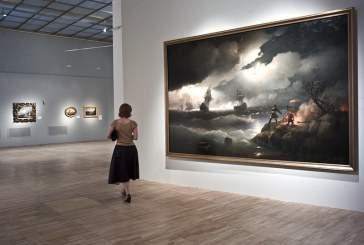 Третьяковская галерея: выставка «Иван Айвазовский» продлит свою работу