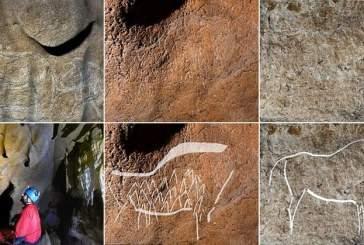 В Испании найдены наскальные рисунки 12-тысячелетней давности