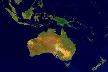 Ученые объяснили, почему координаты Австралии меняются