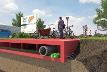 В 2017 году пластиковые дороги станут реальностью для Нидерландов