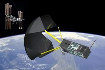 В NASA тестируют космический парашют