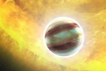 Физики открыли планету, на которой с неба падают рубины