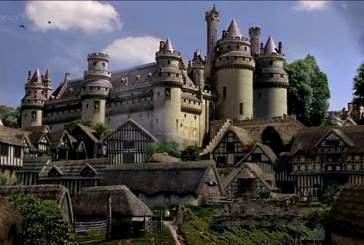 Британский ученый установил возможное местонахождение легендарного замка короля Артура