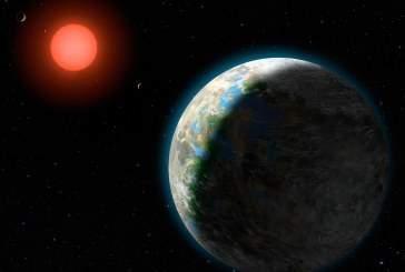 Ученый нашел далекую планету с растениями и небесным сводом