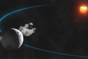 Ученые NASA предполагают существование в прошлом океана на поверхности Цереры