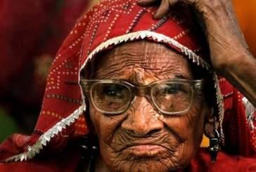 Жительница Индии вернулась в родной дом через 40 лет после смерти
