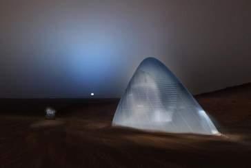 На Марсе хотят строить ледяные жилища
