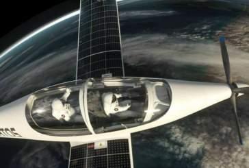 SolarStratos представила двухместный самолет для коммерческих путешествий в космос