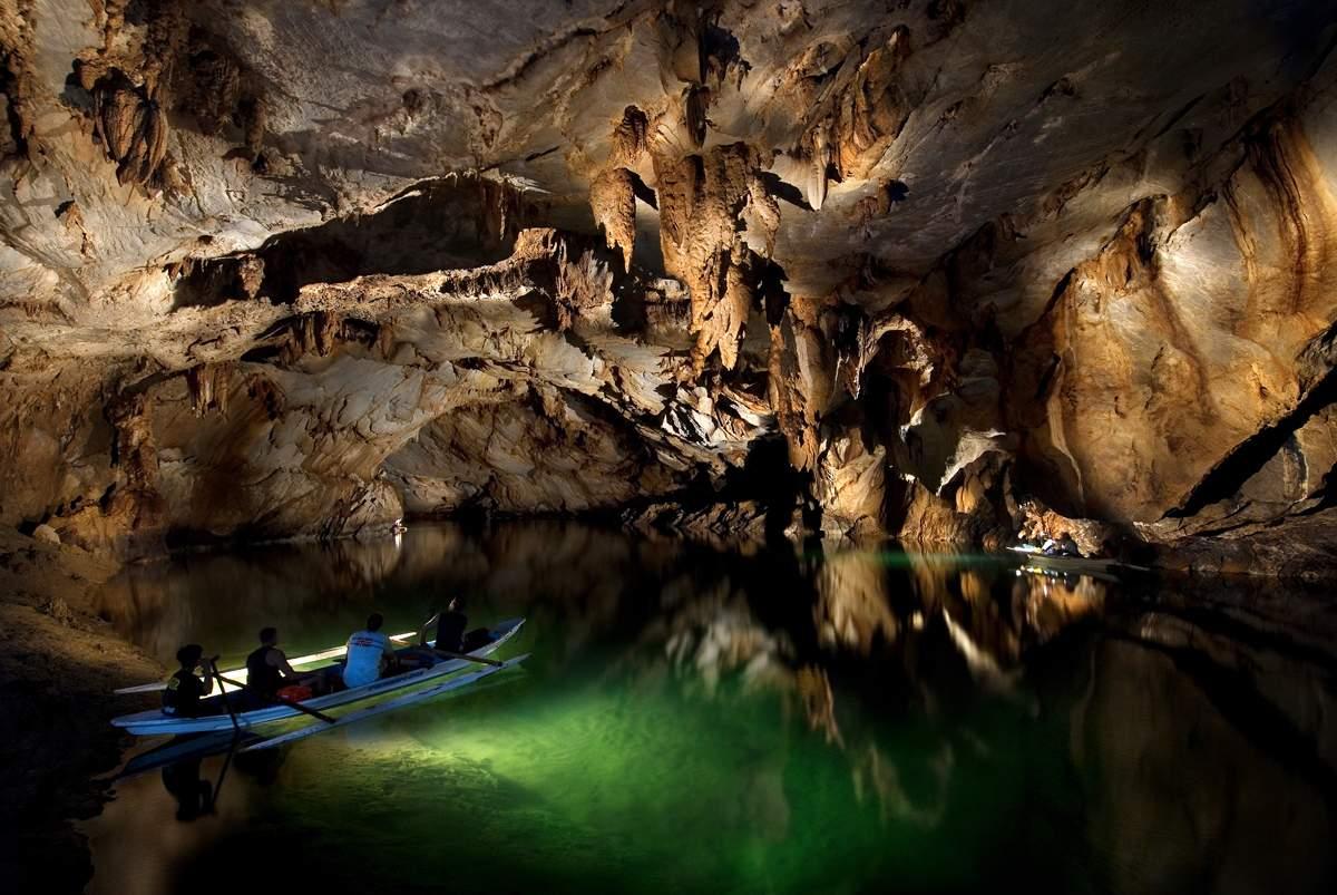 Национальный парк «Подземная река Пуэрто Принцесса» - одно из чудес этого мира