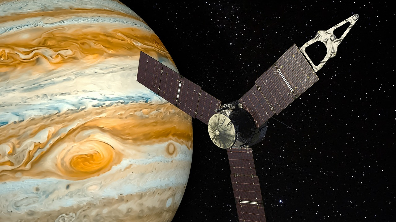 planet nasas juno spacecraft - 1200×675